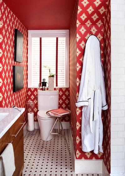 13 fa ons inattendues de ranger le papier toilette. Black Bedroom Furniture Sets. Home Design Ideas