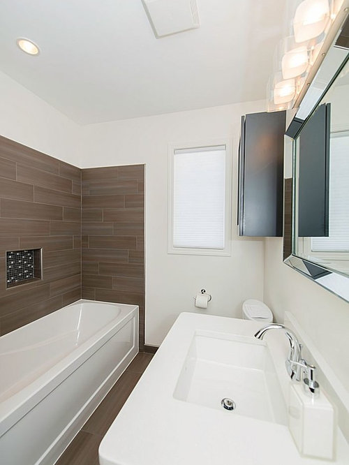 Small Bathroom Renovation Houzz