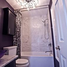 Traditional Bathroom by SKD STUDIOS