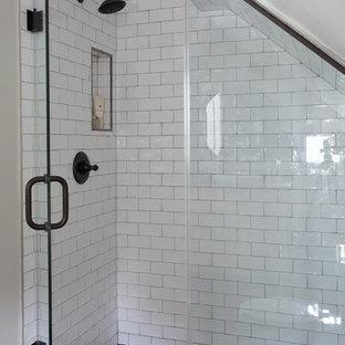 Small, functional bathroom