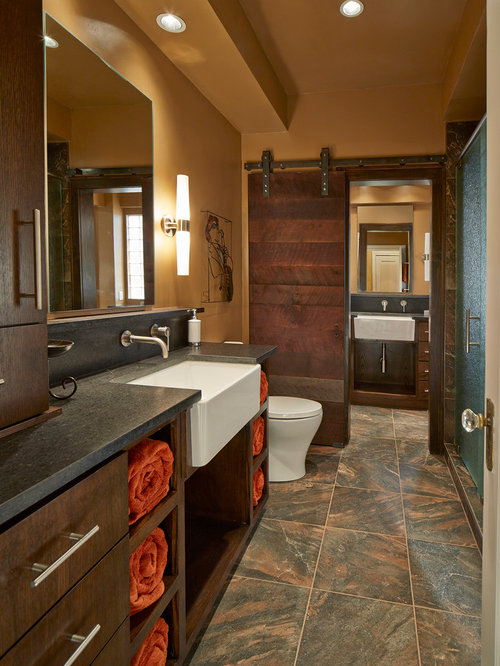 Bathroom Barn Door Houzz