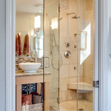 Contemporary Bathroom by BathSimple