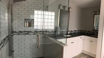 Small Master bathroom addition