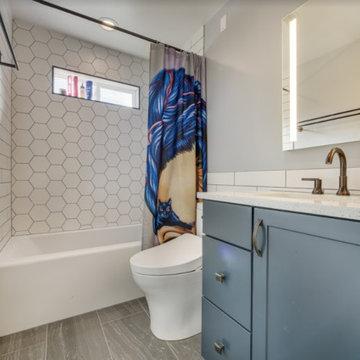 Small Portland Bathroom Remodel