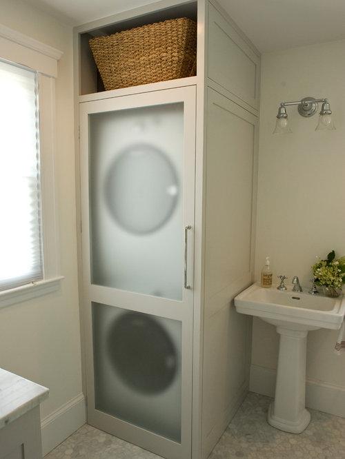 Small Space Multi Purpose 34 Bath And Laundry