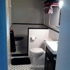 Traditional Bathroom by Black Tree Developments Ltd.