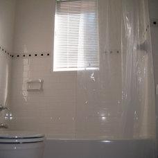 Traditional Bathroom by Linda
