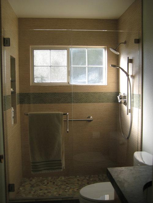 Doorless Shower Design Ideas