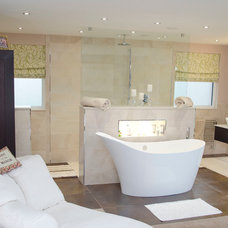 Contemporary Bathroom by Oxford Kitchens Ltd