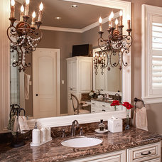Traditional Bathroom by Jamestown Estate Homes