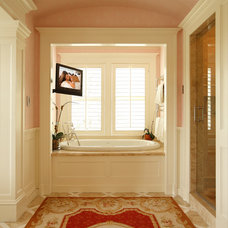 Traditional Bathroom by Country Club Homes