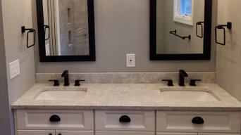 Smithtown Master Bathroom Renovation