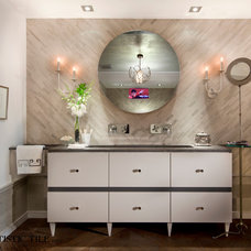 Contemporary Bathroom by All Natural Stone