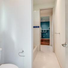 Modern Bathroom by Classic Urban Homes