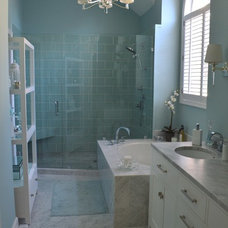 Contemporary Bathroom by Minchew and Company