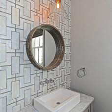 Beach Style Bathroom by Southeastern Custom Homes