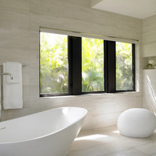 Contemporary Bathroom by Michael Wolk Design Associates