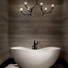 contemporary bathroom by Locati Architects