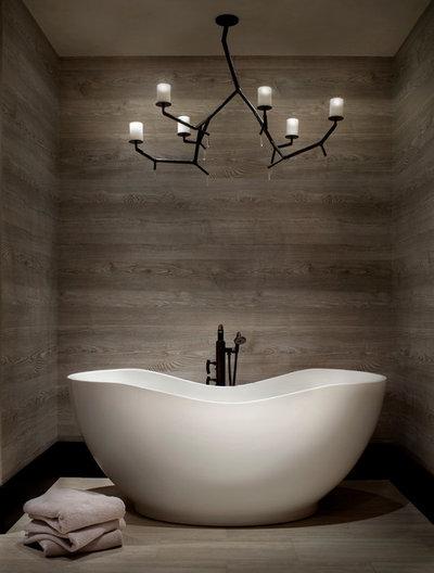 illuminare vasca e doccia senza sbagliare? 17 idee ti vengono in aiuto - Luce Vasca Da Bagno