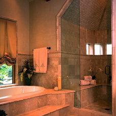 Traditional Bathroom by RDSI-DESIGNS
