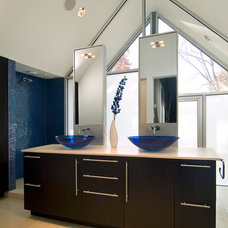 Contemporary Bathroom by The Ley Group