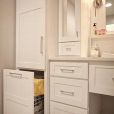 Contemporary Bathroom by Dashing Design by Elizabeth Kavlock