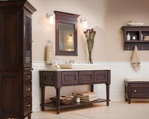 Caribbean Bathroom Houzz