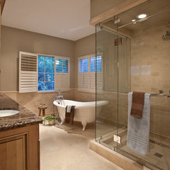 traditional bathroom by Carriage House Design, Inc.