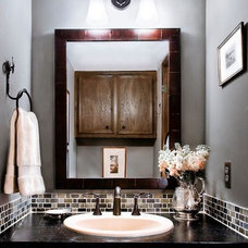 Traditional Bathroom by Latera Architectural Surfaces / Dorado Stone