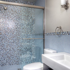 contemporary bathroom by Kenny Grono