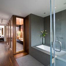 Modern Bathroom by Zakrzewski + Hyde Architects