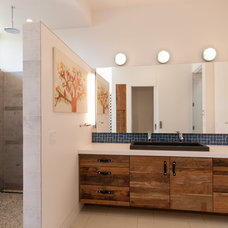 Contemporary Bathroom by Naylor Construction