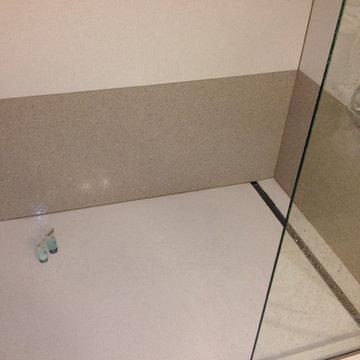 Solid Slab Shower Design