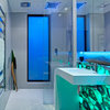 Visionary (and Super-Functional) Bathroom Lighting Ideas