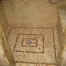 Contemporary Bathroom by 1 Creation Construction