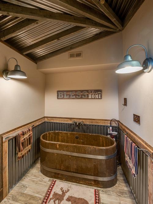 Top 100 Rustic Bathroom Ideas Houzz