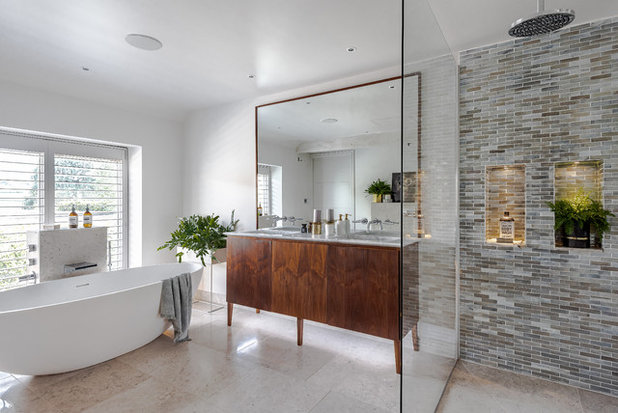 Contemporary Bathroom by Woodhouse & Law