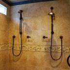 Georgian Style Traditional Bathroom Minneapolis By