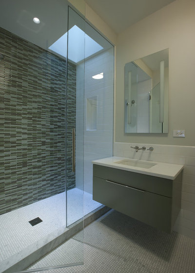 Spectacular Contemporary Bathroom by Michael Abrams Limited