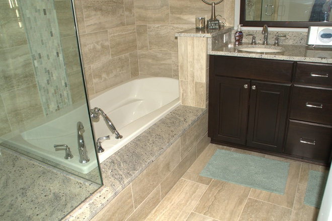 Traditional Bathroom by Architectural Xpressions