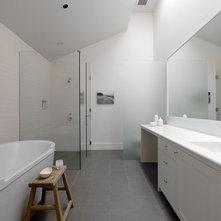 Ensuite 3 Piece Bathroom Ideas
