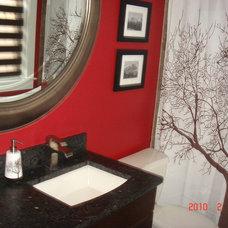 Contemporary Bathroom sonya