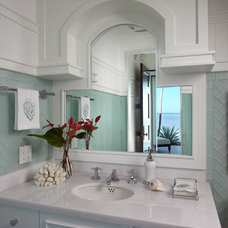 traditional bathroom by Pinto Designs and Associates