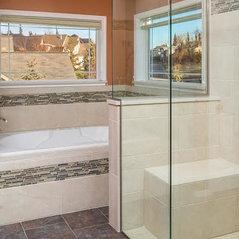 South Anchorage Master Bathroom Remodel