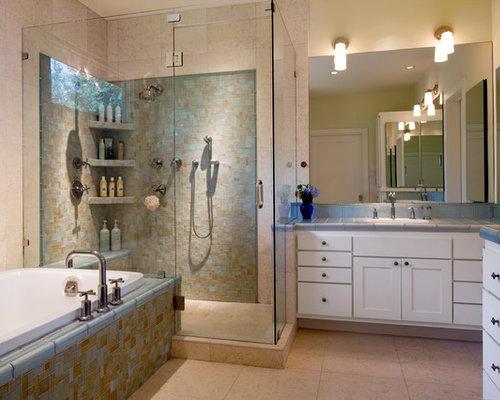 Shower Corner Shelves Home Design Ideas, Pictures, Remodel ...
