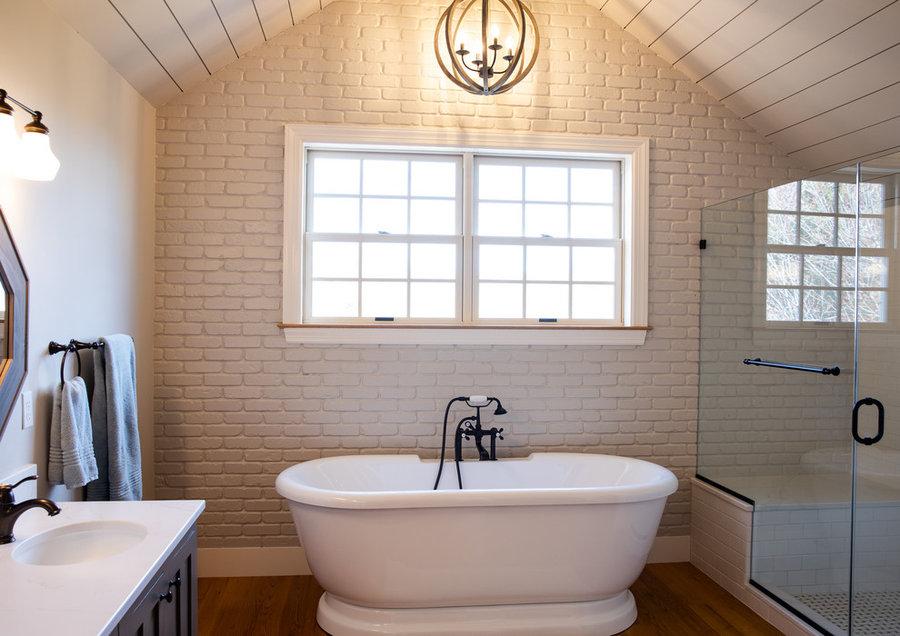 South Burlington Master bath