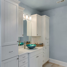 Traditional Bathroom by Ask Amy Interior Design