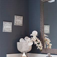 Contemporary Bathroom by Interior Designs by Adrienne