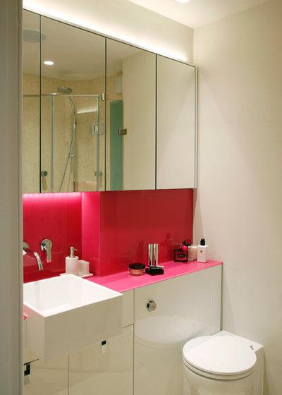 Contemporary Bathroom by Alison Hammond Photography