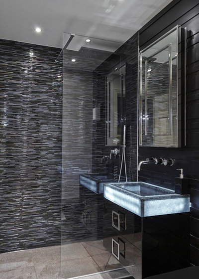 Contemporary Bathroom by Keir Townsend